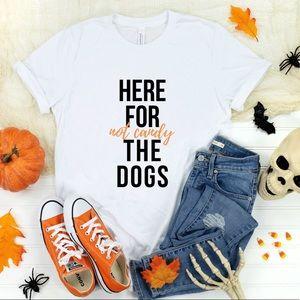 Pet The Dogs Tee | Halloween